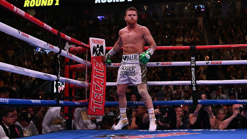 Canelo Álvarez, el cuarto atleta mejor pagado del mundo — Forbes