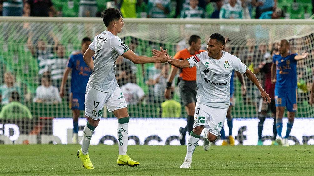 Santos Laguna ha ganado ya seis títulos de Liga en Primera