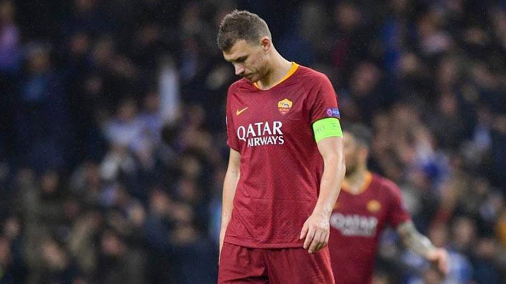 Roma se bajó de la International Champions Cup