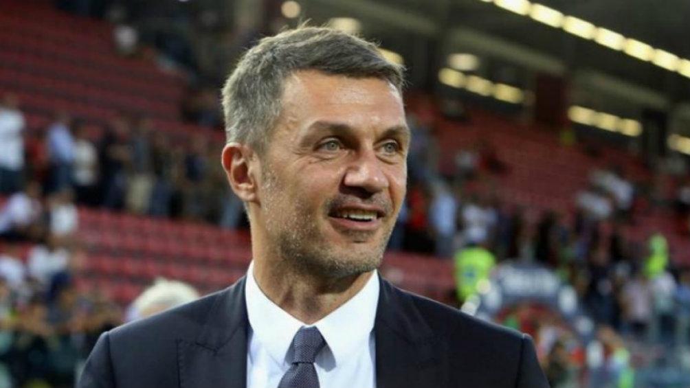 Paolo Maldini, nuevo director técnico del Milan — Serie A