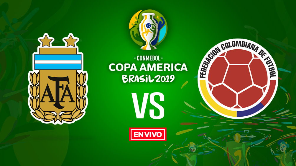 ver Argentina vs Colombia en vivo
