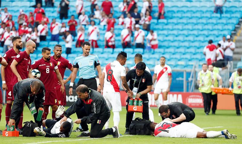 'Preocupa afluencia en juegos de la Copa América': Pdte. de Conmebol