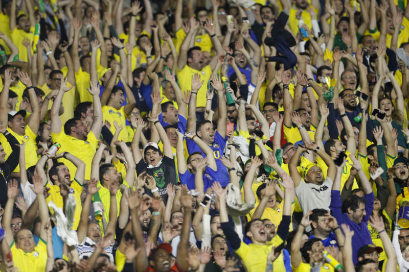 Domínguez admite preocupación por poca asistencia de público en la Copa América