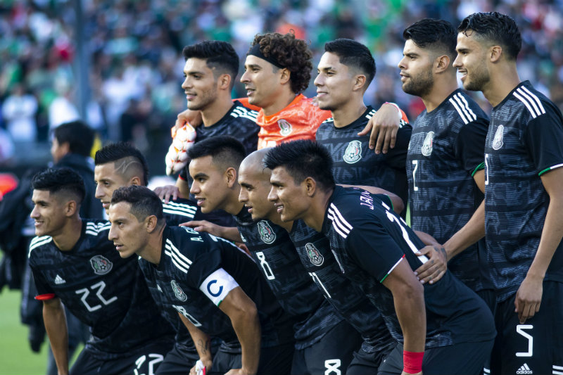 Por el pase a Cuartos — México vs Canadá