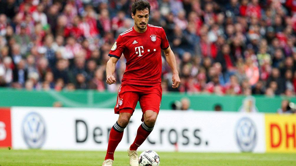 Hummels deja el Bayern y vuelve al Borussia Dortmund