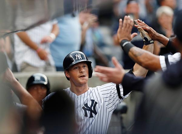 Yankees hacen historia al conectar jonrón en 28 partidos de forma consecutiva