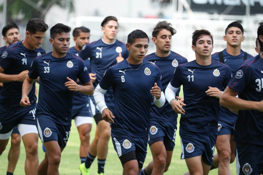 Somos Deporte: River afronta su primer amistoso ante las Chivas de Guadalajara