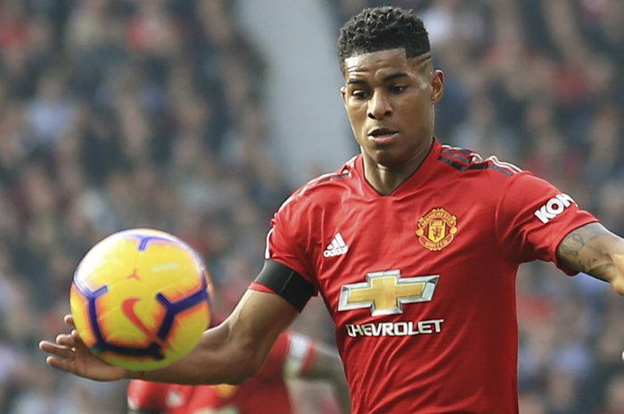 Rashford amplió su contrato con Manchester United hasta el 2023