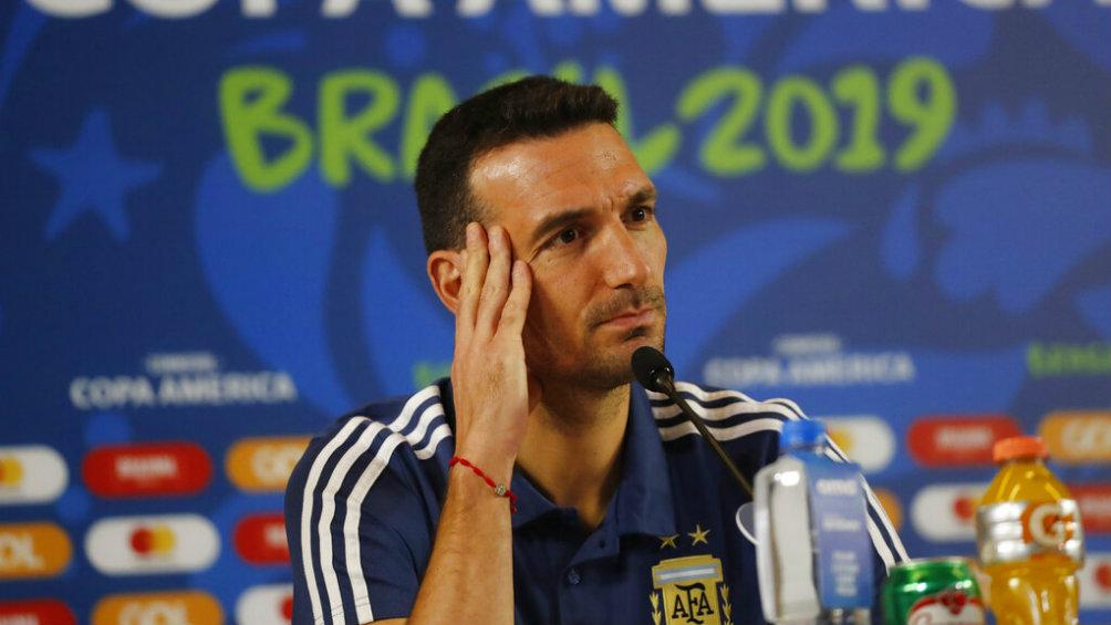 Messi no recibió la medalla: