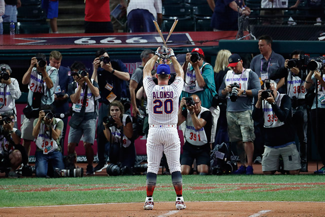 Pete Alonso gana Home Run Derby
