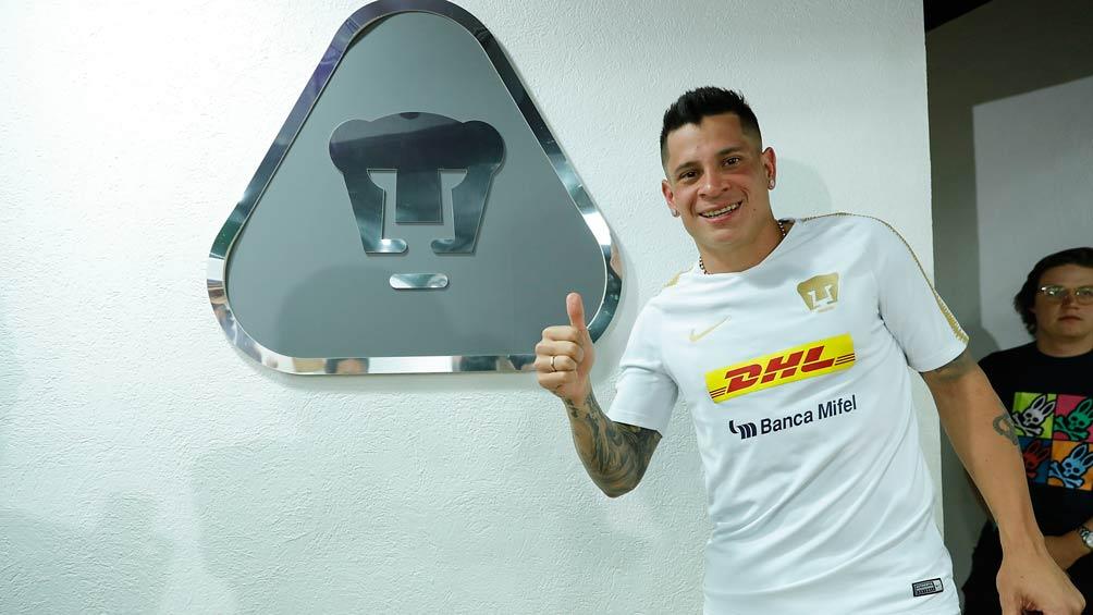 ¿Juan Manuel Iturbe dejaría Pumas para ir a Boca Juniors?