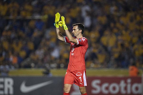 Argentino Barovero asegura que Monterrey debe estar