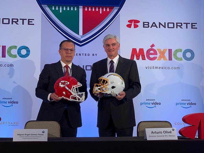 Precios y mecánica para los boletos de la NFL México