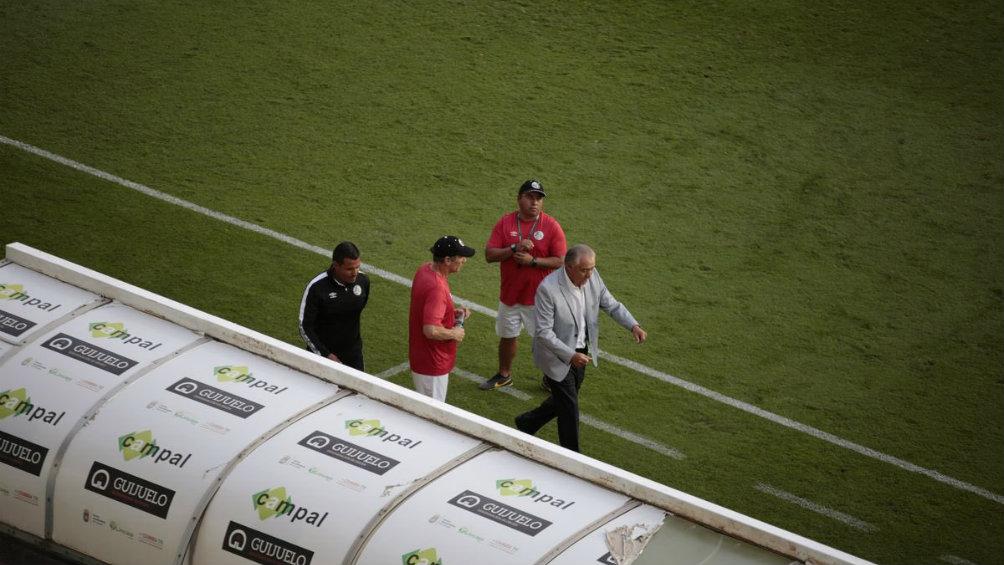 'Chiquimarco' será director técnico del Salamanca de España