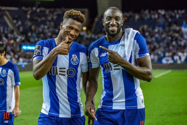 Luis Diaz anotó en la goleada del Porto frene al Setúbal