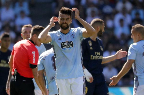 Néstor Araujo tras el encuentro frente al Real Madrid