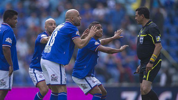 Omar Rodríguez hay jugadores que a Cruz Azul solo vienen a robar