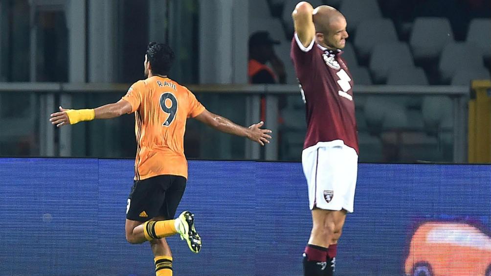 Jiménez anota en victoria del Wolverhampton sobre Torino