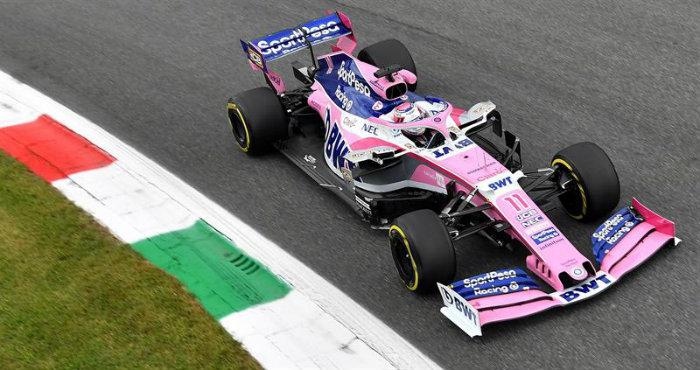 Verstappen y Pérez, fuera en la Q1 por problemas mecánicos