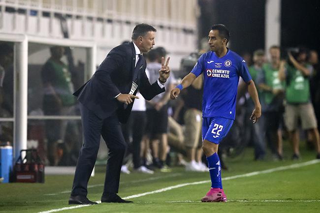 Siboldi reconoció trabajo de Caixinha y Peláez para ganar Leagues Cup