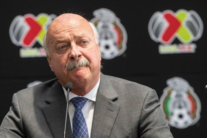 México cortará partidos si gritan