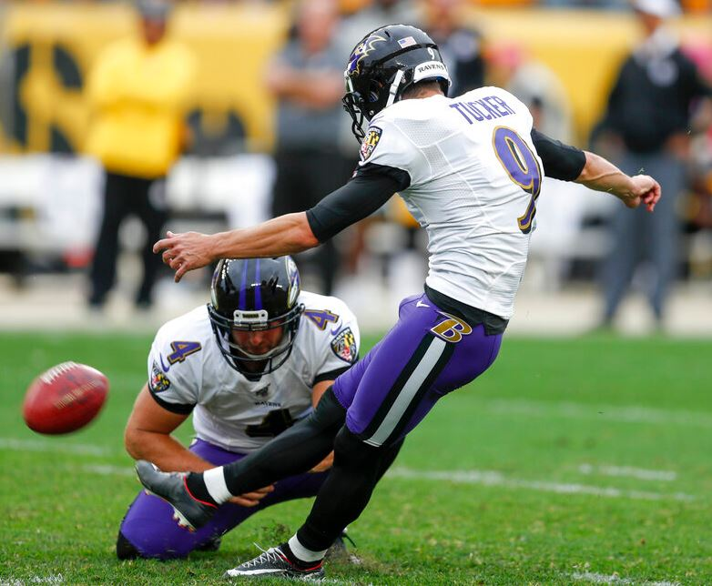 NFL: Baltimore vence 26- 23 a los Steelers