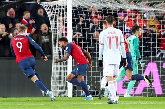 España clasifica a la Eurocopa con tanto de Rodrigo en adicionales