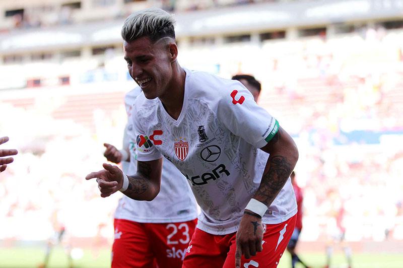 Hugo González, entusiasmado con la posibilidad de llegar a Chivas