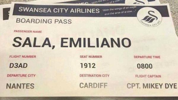 La broma de mal gusto con Emiliano Sala como protagonista