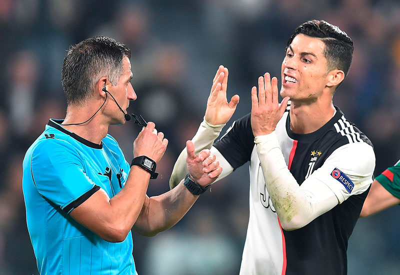 La mafia del fútbol no quiere que CR7 gane más premios
