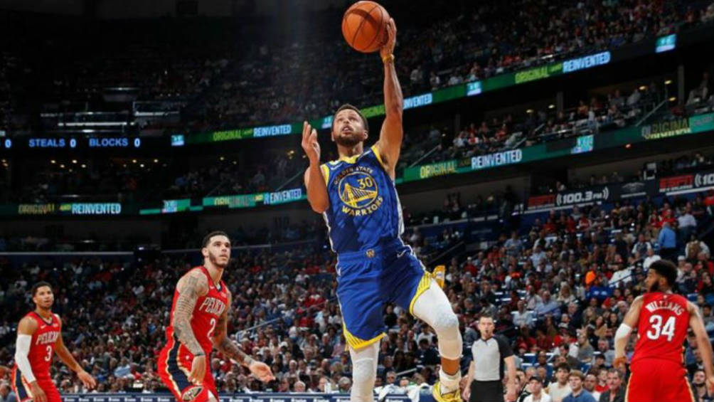 Stephen Curry rehúsa a perderse la temporada con Warriors