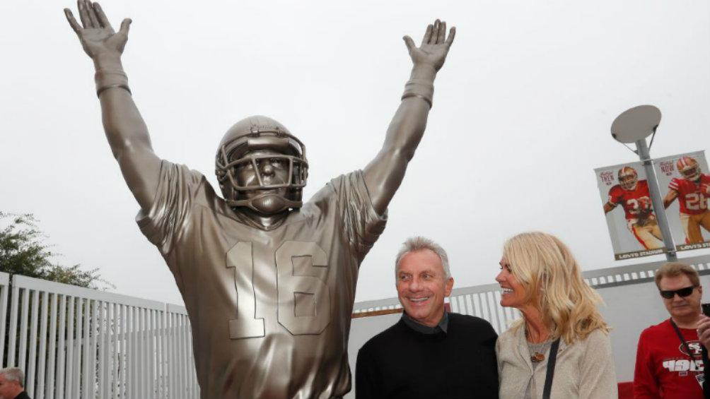 Vandalizan estatua de Joe Montana en San Francisco - Diario Deportivo Record