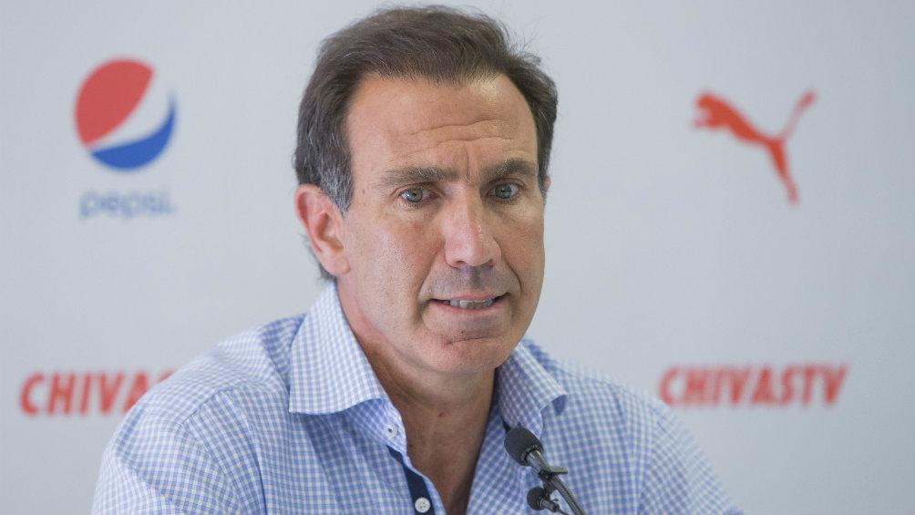 De Anda lamentó no haber convencido a Vergara de celebrar pase a la Final de Concachampions - Diario Deportivo Record