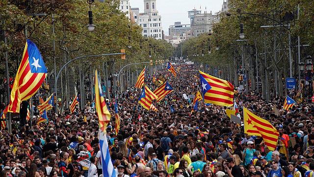 3.000 agentes blindarán la seguridad del Barça-Madrid ante la amenaza independentista