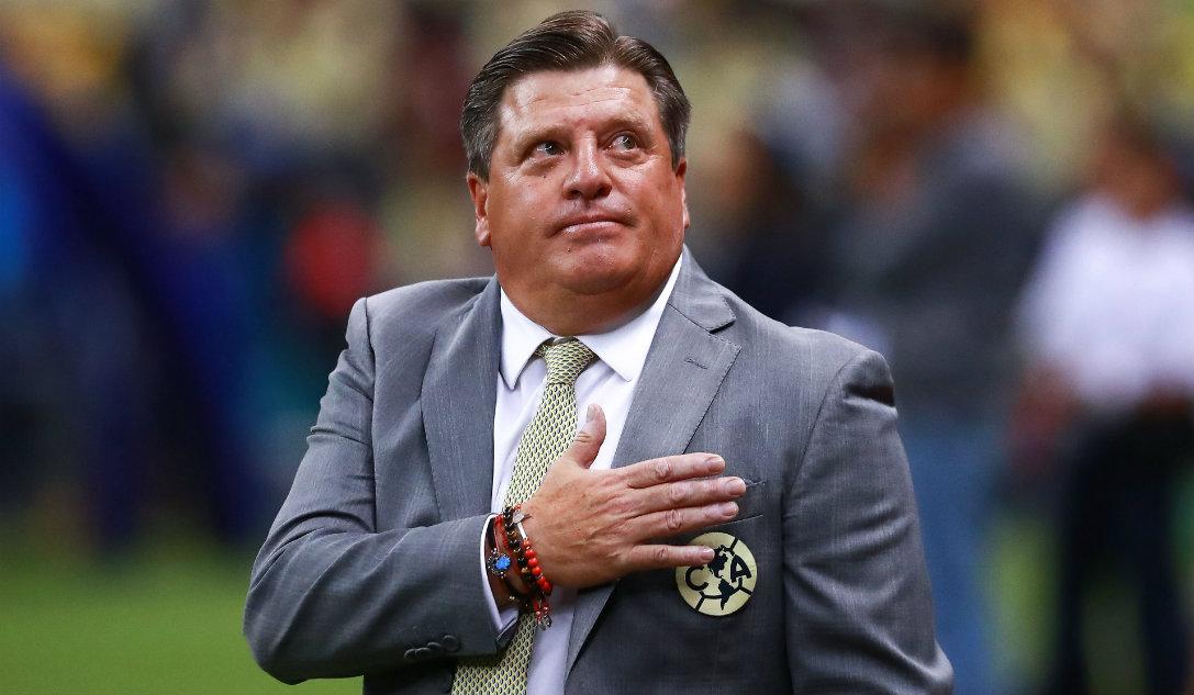 Piojo Herrera pensó en Chicharito para reforzar a las Águilas — América