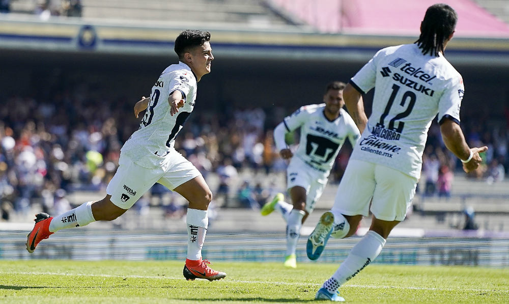 Bravos y Pumas firmaron empate de alarido en un juego de volteretas