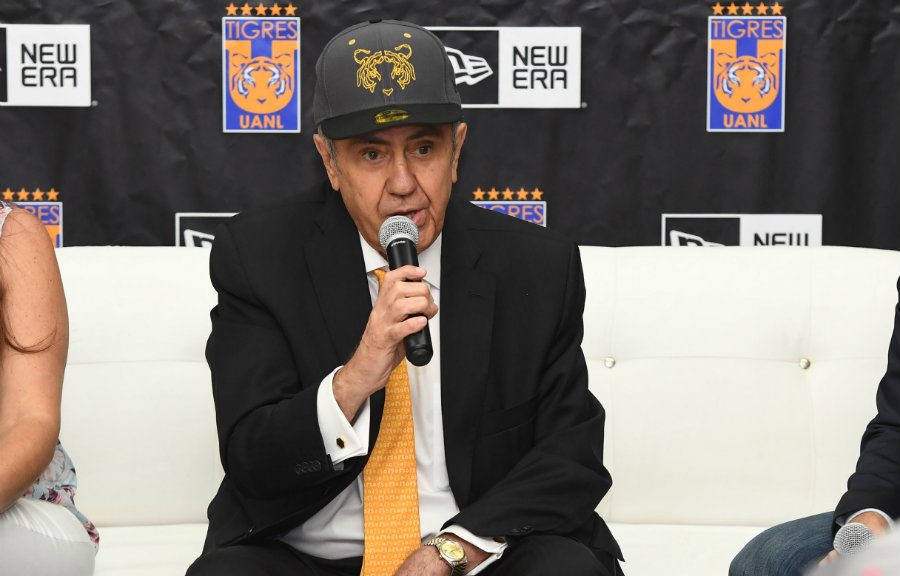 Alejandro Rodríguez asegura que Tigres representa a México en el Mundial de Clubes