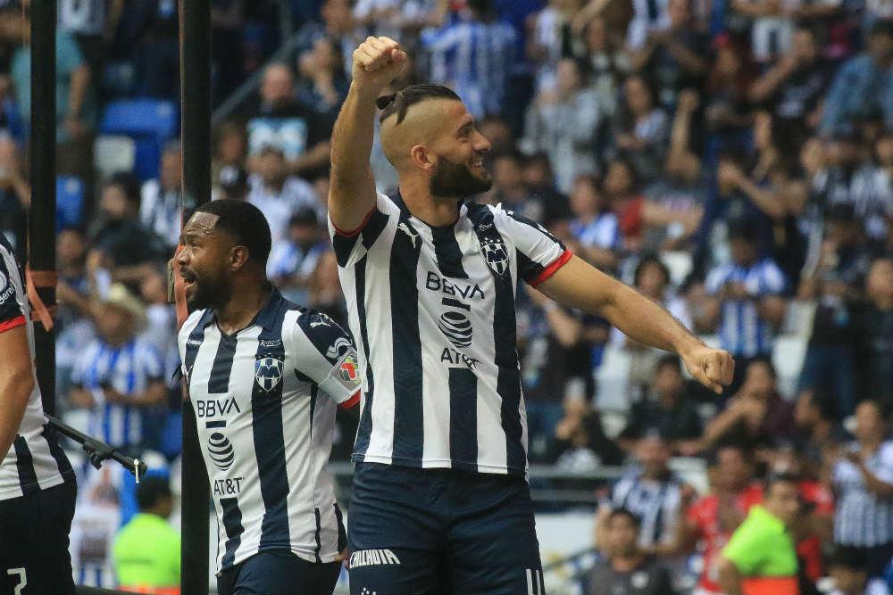 Nicolás Sánchez rescata empate de Monterrey contra Monarcas Morelia