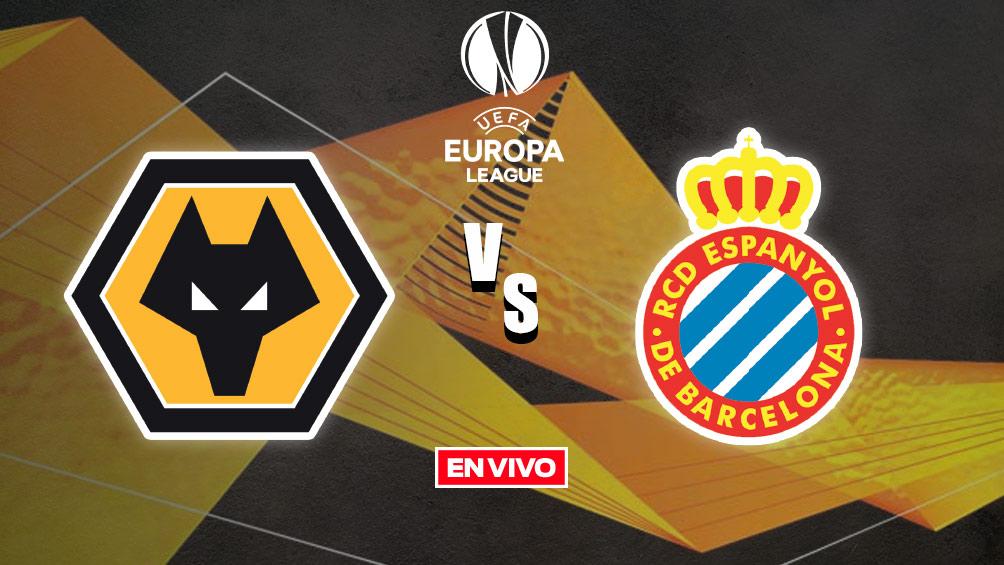 Wolverhampton vs Espanyol Europa League en vivo y en