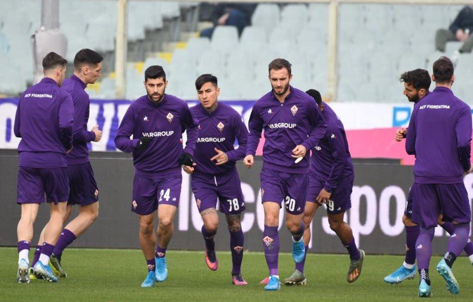 Fiorentina confirmó 10 contagios de coronavirus en el club
