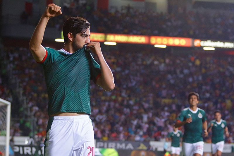 ¡Hay tiro! Rodolfo Pizarro e Higuera se dieron tremendo agarrón en Twitter