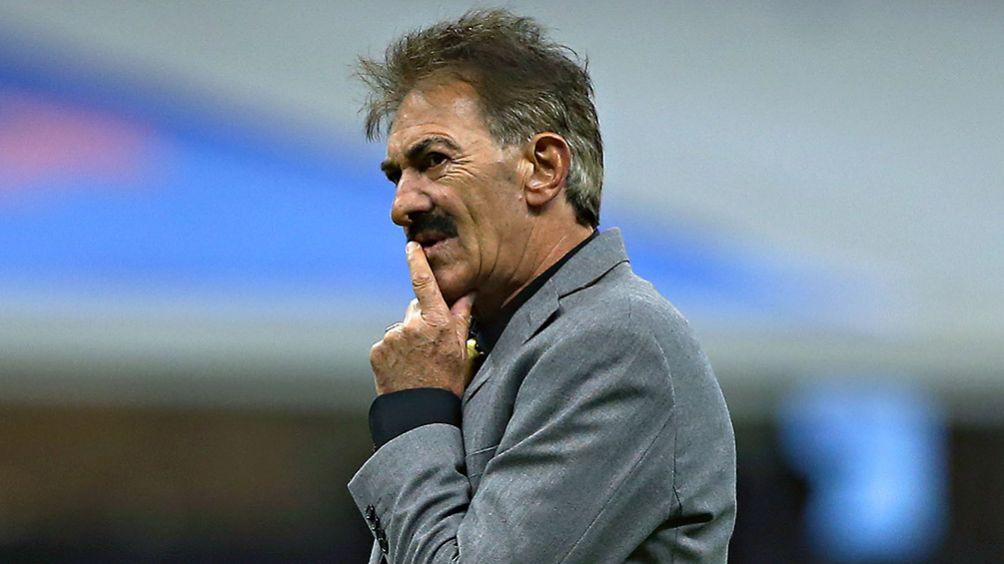 Ricardo La Volpe anunció su retiro como director técnico   RÉCORD