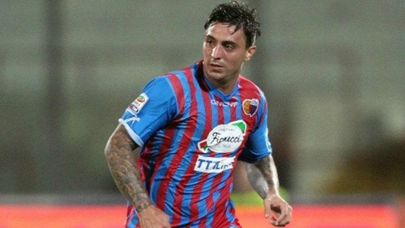 Pablo Álvarez jugando en la Serie A