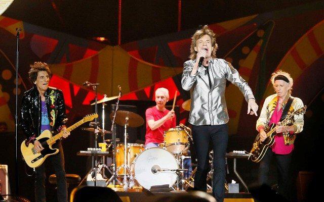 Rolling Stones en concierto
