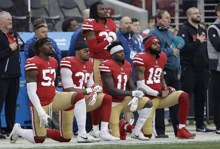 Himno Nacional Negro sonaría en la NFL