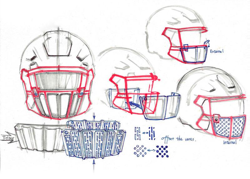 La NFL usará cascos anti-Covid 19 — Sólo en América