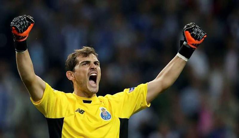 Iker Casillas retiro