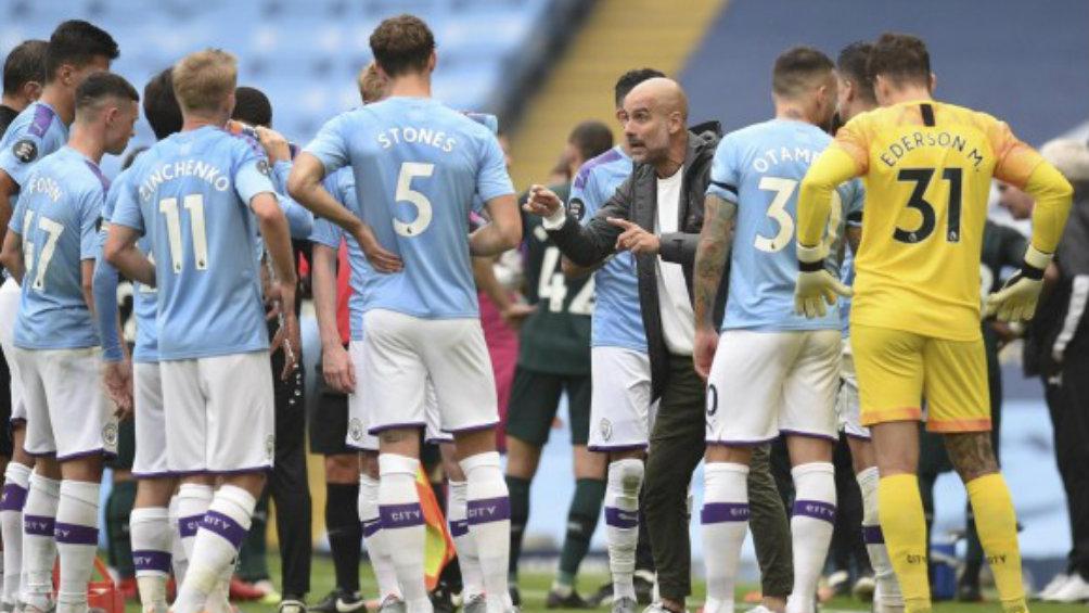 Kyle Walker: 'Manchester City necesita una Champions para ser una ...