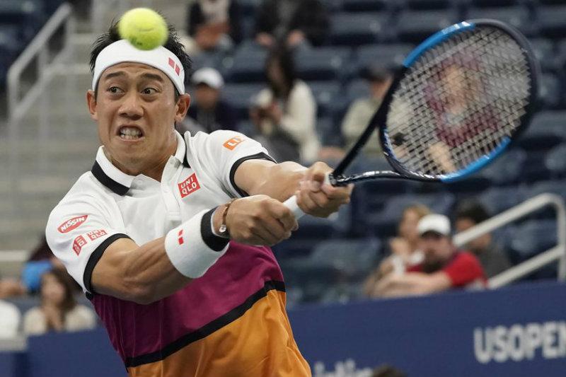 Nishikori volvió a dar positivo y se perdería el US Open