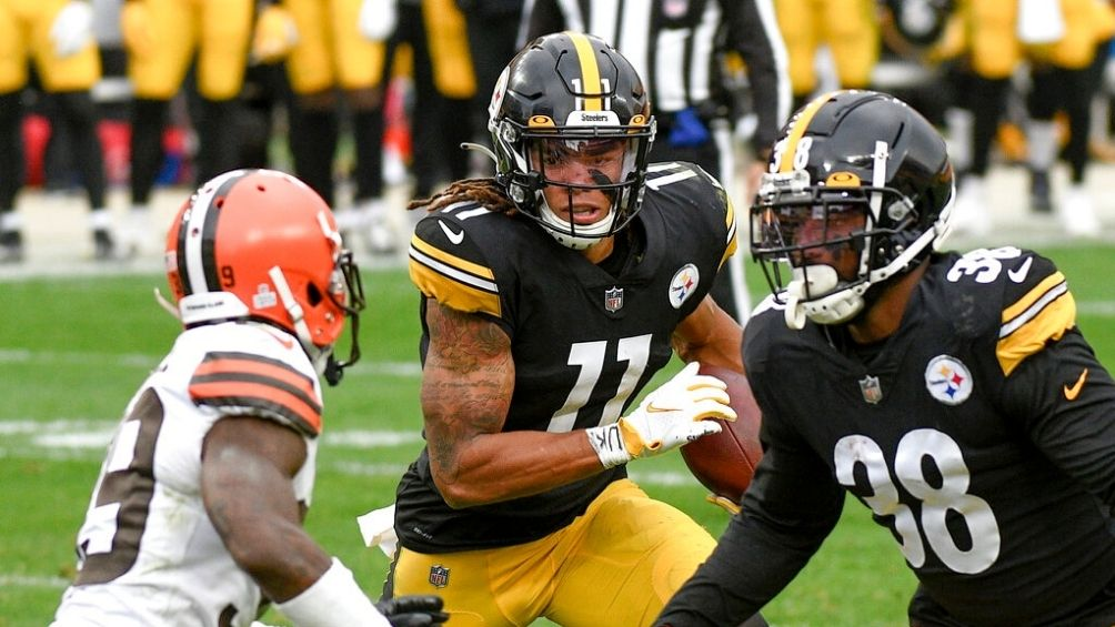 Steelers superó a Cleveland Browns